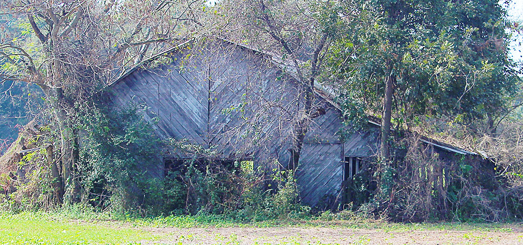 Green Acres Barn on Delina Road Tennessee