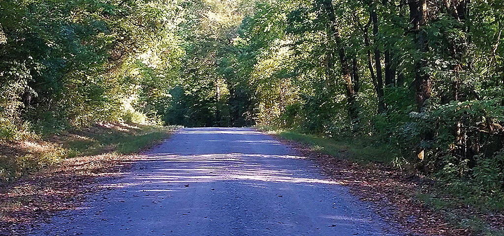 J.D. Suggs Road in Tennessee